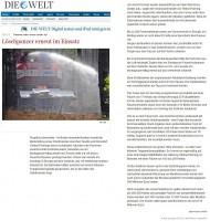 Loeschpanzer erneut im Einsatz - Welt.de 22.07.2013