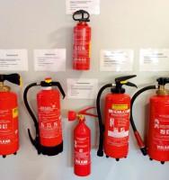 Schulung Brandschutz